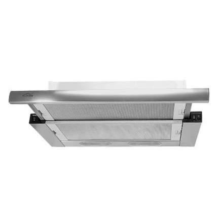 Вытяжка встраиваемая ELIKOR Canopy Hood H1M-GA Silver