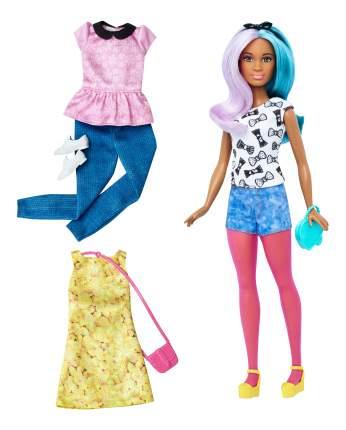 Кукла Barbie и набор одежды DTD96 DTF05
