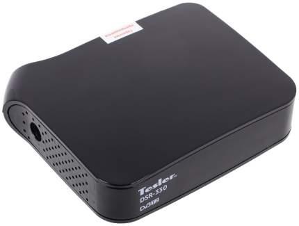 DVB-T2 приставка TESLER DSR-330 Black