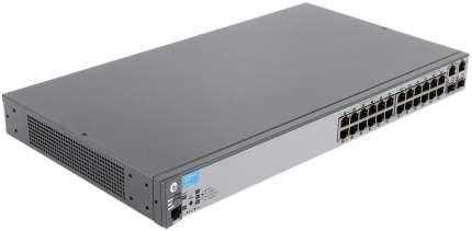 Коммутатор HP Aruba 2620-24 J9623A Серый, черный