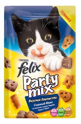 Лакомство для кошек FELIX Party mix Сырный Микс, 20г