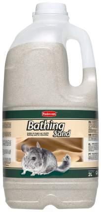 Песок для купания шиншилл Padovan Bathing Send 1.9 кг, 2 л