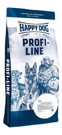 Сухой корм для щенков Happy Dog Profi Puppy Maxi, для крупных пород, ягненок, рис, 20кг