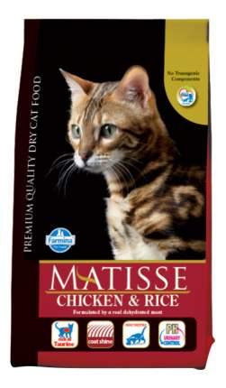 Сухой корм для кошек Farmina Matisse, курица и рис, 1,5кг
