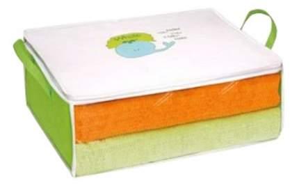 Кофр для хранения Hausmann BA225-3 50x40x20см зеленый