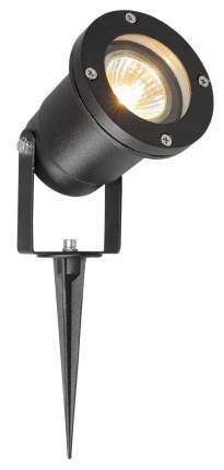 Светильник уличный MW-Light Титан 808040101 черный