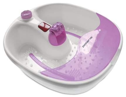 Массажная ванночка для ног Polaris PMB 0805 white/purple