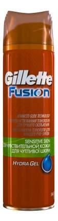 Гель для бритья Gillette Fusion Для чувствительной кожи 200 мл