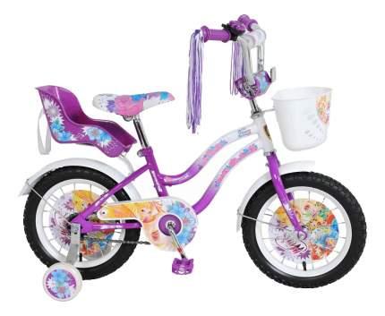 Велосипед Navigator 2017 Winx белый, фиолетовый ВН14151КК