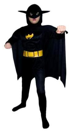 Карнавальный костюм Snowmen Бэтмен с мускулатурой E70842-3 рост 140 см
