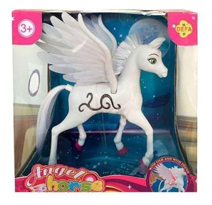 Интерактивная игрушка Defa Lucy Лошадка с крыльями 8325