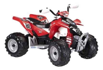 Электроквадроцикл Peg-Perego Polaris Outlaw красный
