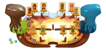 Семейная настольная игра IMC toys The Battle Of Gorm