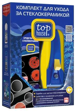 Чистящее средство для плит Top House набор для ухода за стеклокерамикой