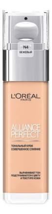 Тональный крем L'Oreal Alliance Perfect тон N4 Бежевый