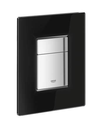 Панель смыва для унитаза GROHE Skate Cosmopolitan Glass (3 режима смыва), черный бархат