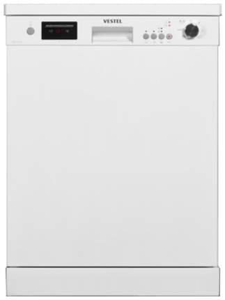 Посудомоечная машина 60 см Vestel VDWTC 6041W white
