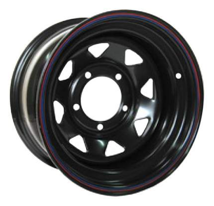 Колесные диски OFF-ROAD Wheels R15 10J PCD5x139.7 ET-44 D110 (1510-53910BL-44 AITL)