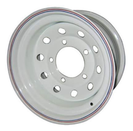 Колесные диски OFF-ROAD Wheels R16 8J PCD5x139.7 ET-19 D110 (1680-53910WH-19)