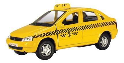 Коллекционная модель Autotime LADA Kalina Такси 1:34
