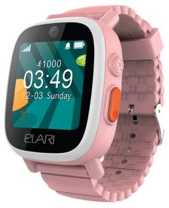 Детские смарт-часы ELARI Fixtime 3 Pink/Pink (FT-301)