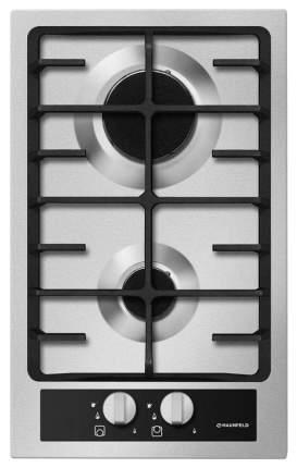 Встраиваемая варочная панель газовая MAUNFELD MGHS 32 71S Silver