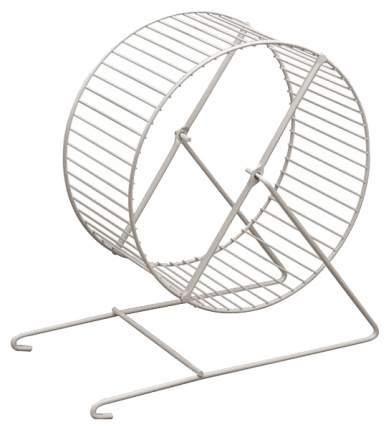 Беговое колесо для грызунов Ferplast металл, 20 см