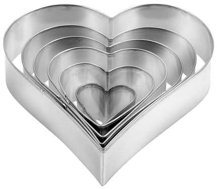 Набор для выпечки Tescoma Delicia 631362 Серебристый