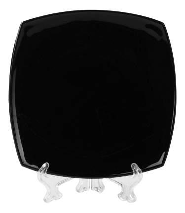 Тарелка Luminarc Quadrato Black 19 см