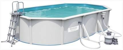 Бассейн каркасный Bestway Hydrium Oval Pool Set 56604