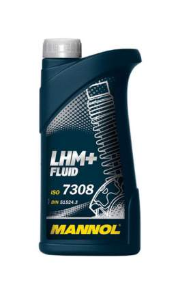 Жидкость гидравлическая MANNOL 0.5л 2004
