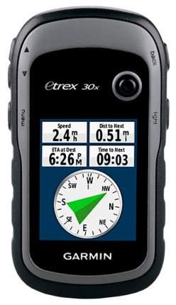 Туристический навигатор Garmin eTrex 30x черный