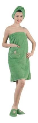 Набор для бани KARNA Paris зеленый