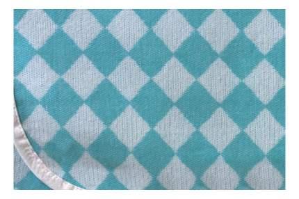 Плед Luxberry Lux 3313 75 х 100 см голубой