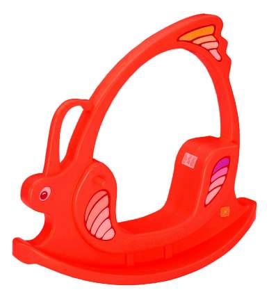 Детская качалка Lerado Бабочка красная