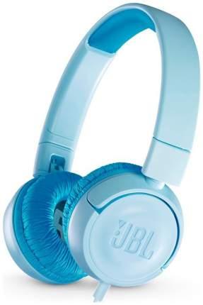 Наушники JBL JBLJR300BLU Cyan