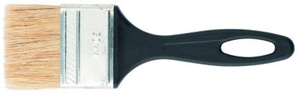 Кисть флейцевая 50x6 мм стандарт СИБРТЕХ 82504