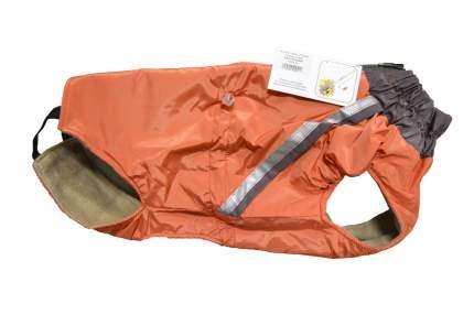 Жилет для собак Зоофантазия размер XL мужской, оранжевый, длина спины 40 см