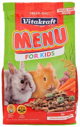 Корм для кроликов Vitakraft Menu Kids 0.5 кг 1 шт