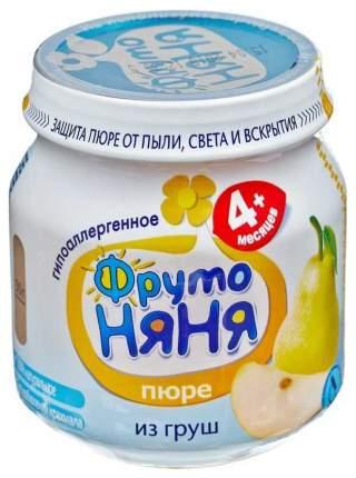 Пюре фруктовое ФрутоНяня Из груш с 4 мес 100 г
