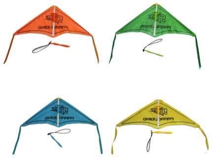 Змей воздушный 1 TOY т59907 Оранжевый, зеленый, голубой, желтый