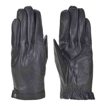 Мужские кожаные перчатки Dal Dosso U80-NP touch_black