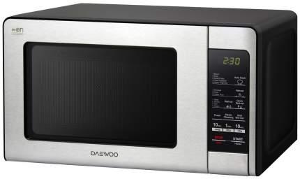 Микроволновая печь соло Daewoo KOR-664K black