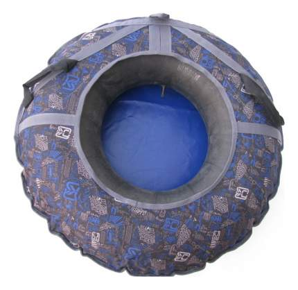 Тюбинг детский Туба-Дуба Синий 88 см