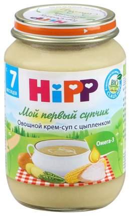 Суп Hipp Овощной с цыпленком с 7 месяцев 190 г