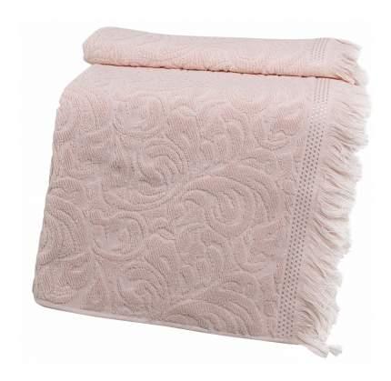 Банное полотенце Gonca розовый