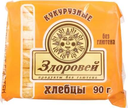Хлебцы Здоровей кукурузные 90 г