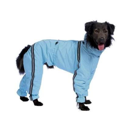 Комбинезон для собак ТУЗИК размер L мужской, голубой