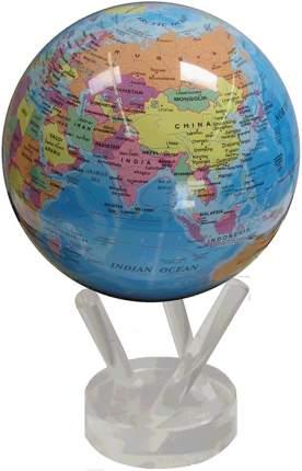 MOVA GLOBE d12 см с политической картой Мира