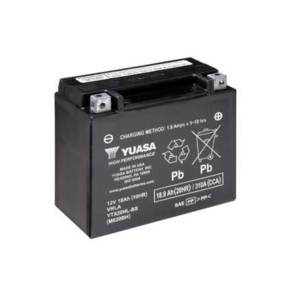 Аккумулятор для мототехники YUASA YTX20HL-BS